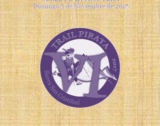 Boletín VI Trail Pirata