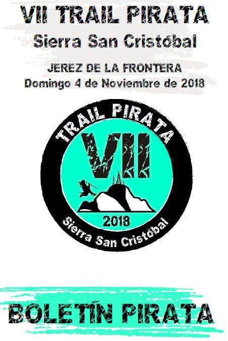 Boletín VII Trail Pirata